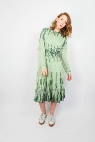 Damenkleid Grün