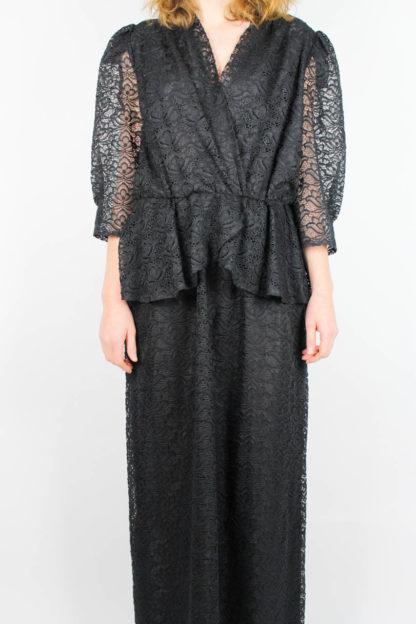 Damenkleid Schwarz