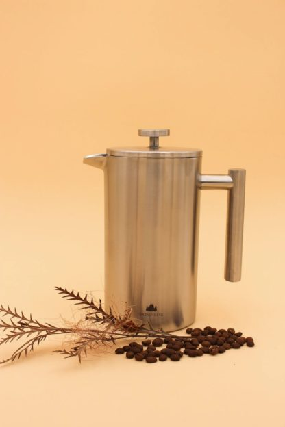 french press kaffe