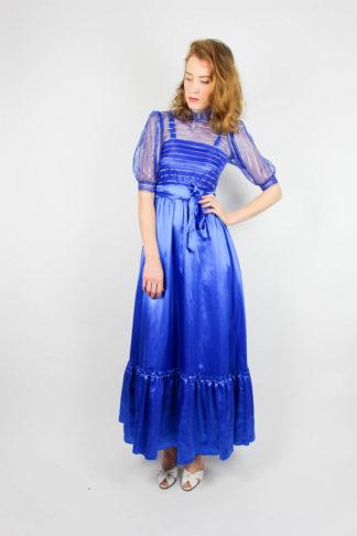 Vintage Abendkleid