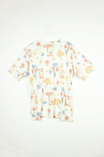 Shirt Blumenmuster