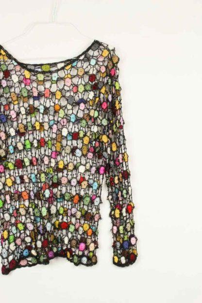 Shirt Lochmuster