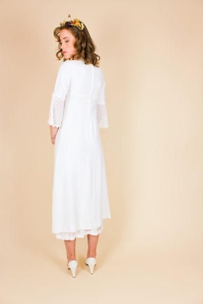 Brautkleid 70er