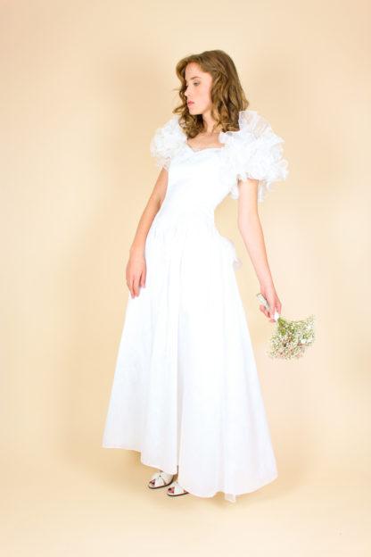 Brautkleid 90er