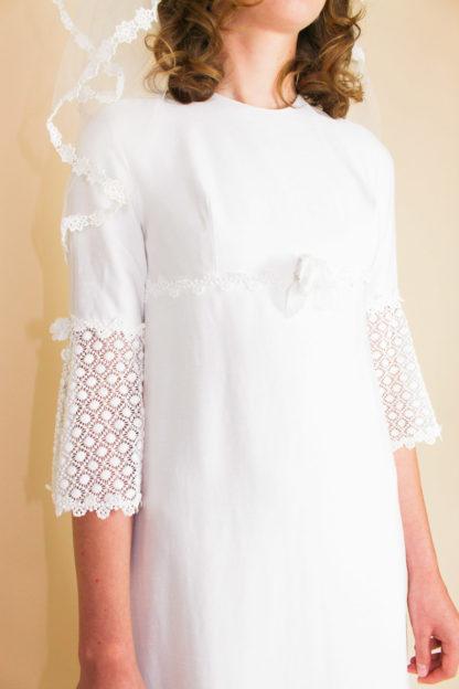 Brautkleid Schleier