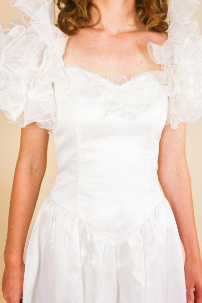 Brautkleid Secondhand