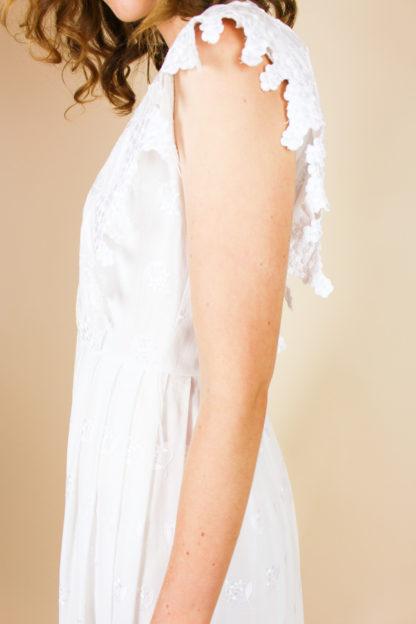 Hochzeitskleid 80er