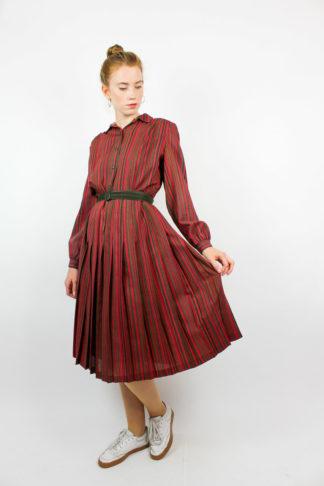 Vintage Kleid Del Mod