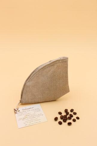 Kaffeefilter Wiederverwendbar - Kaffeefilter aus Leinen