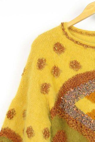 Pullover Handgestrickt