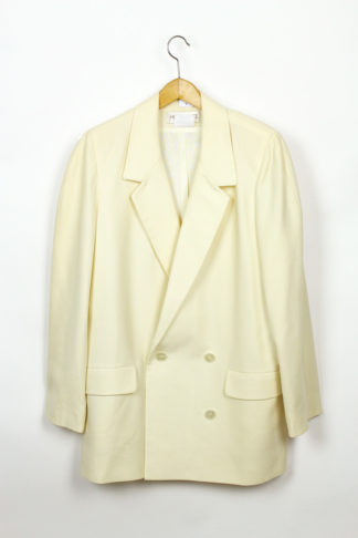 Vintage Blazer Creme