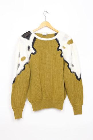 Vintage Wollpullover