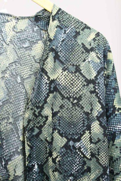 Grüner Kimono