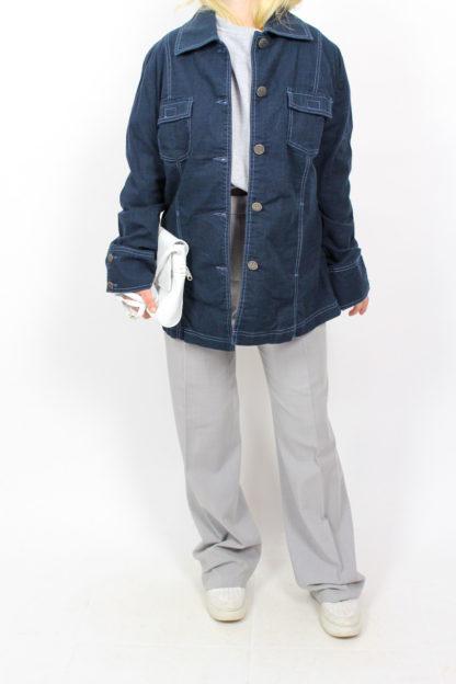 Jacke Jeansstoff