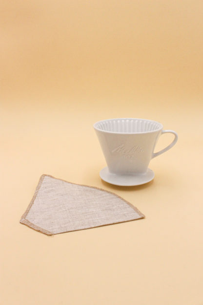 Kaffeefilter Stoff