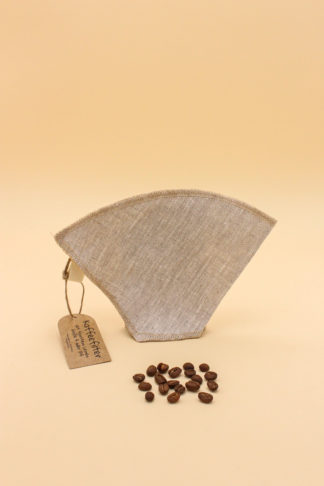 Wiederverwendbarer Kaffeefilter