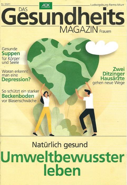 AOK Gesundheitsmagazin
