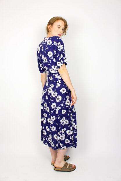 Damenkleid Blau