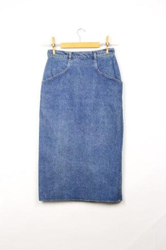 Vintage Jeansrock